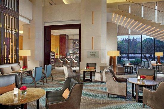 Zhongshan, China: Lobby Lounge