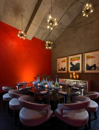Charmant W Austin: Trace Private Dining Room  2