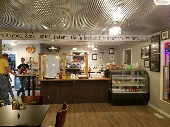 Troy, MO: Cornerstone Coffee & Confections