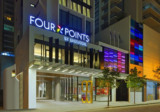 Four Points by Sheraton Brisbane Hotel