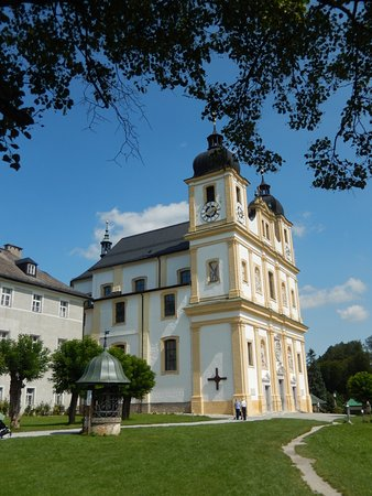 Bergheim, Österreich: Basilica Maria Plain