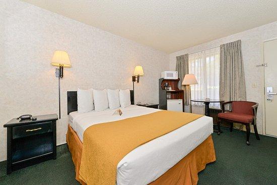 El Cajon, CA: Guest room