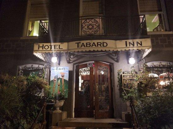 Tabard Inn Picture