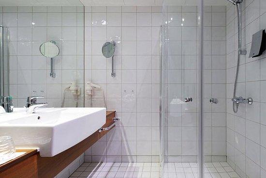 Kristiansund, Norway: Bathroom