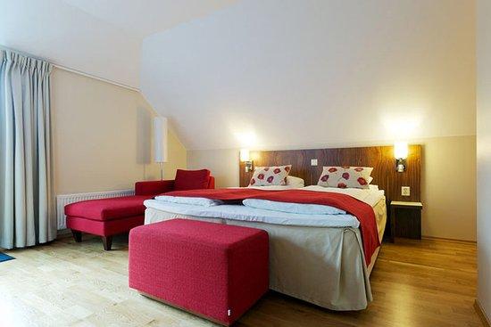 Kristiansund, Norway: Guest room