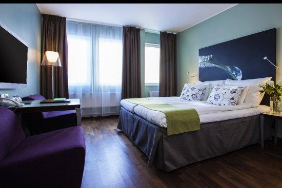 Clarion Hotel Gillet: Guest room