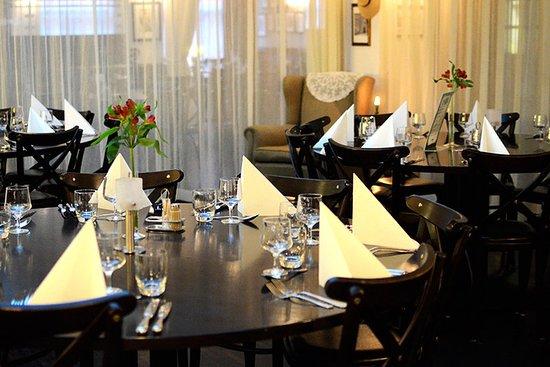 Clarion Hotel Winn: Restaurant