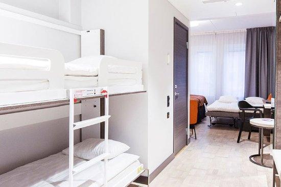 Handen, Swedia: Guest room