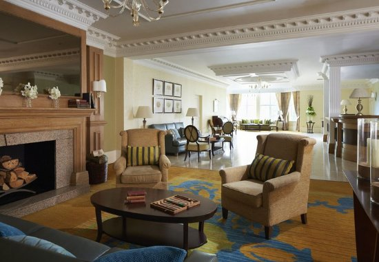 Sprowston, UK: Lobby