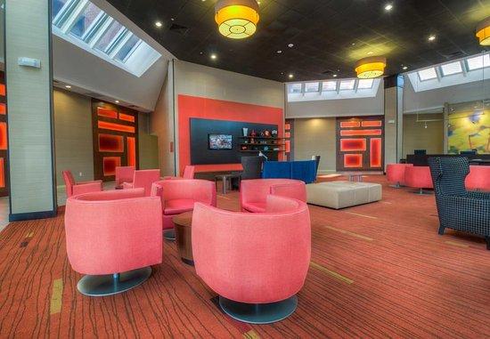 Killeen, Teksas: Lobby Lounge