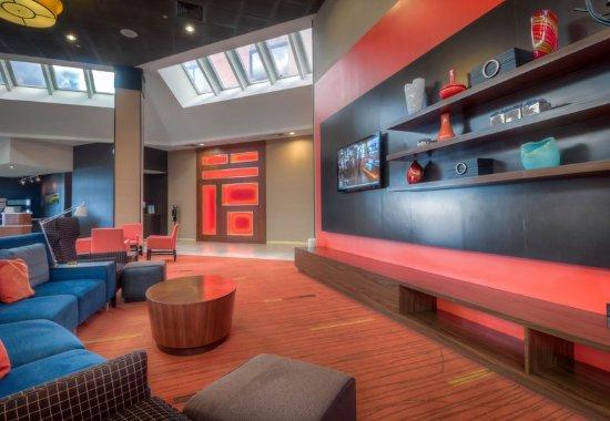 Killeen, Teksas: Lobby - Seating Area