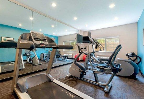 สตีเวนส์พอยต์, วิสคอนซิน: Fitness Center