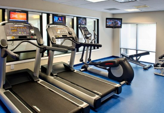 SpringHill Suites Boston Andover : Fitness Center