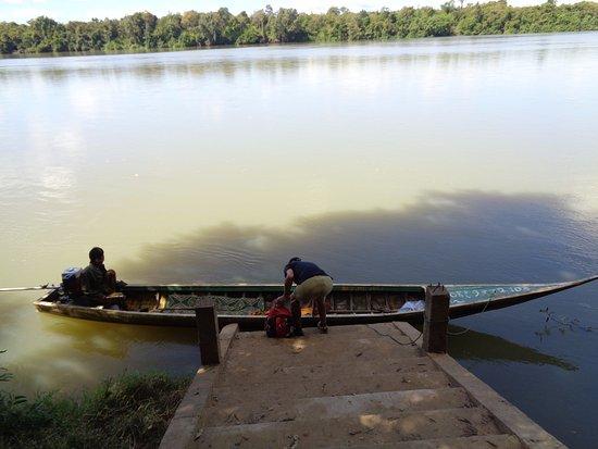 Banlung, Cambodia: Cambodia adventure boat trips into the jungle of Ratanakiri