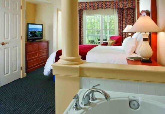 Absecon, Νιού Τζέρσεϊ: Villa Master Bedroom