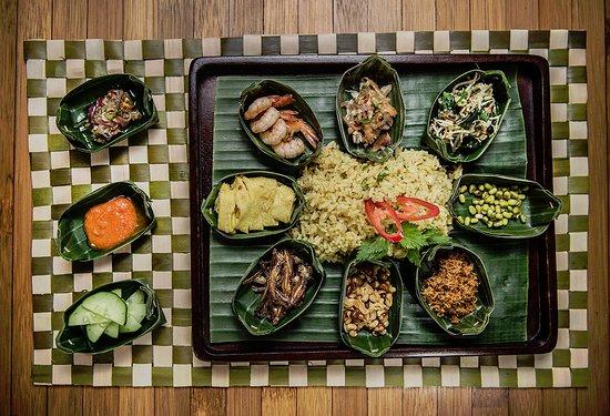 Kayun Restaurant & Lounge: Nasi Saraswati