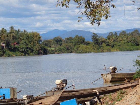 Banlung, Cambodia: Virachey Mountain look away
