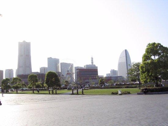 Minato Mirai 21: 橫濱港灣未來21