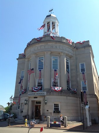 Bath City Hall, Bath, Maine
