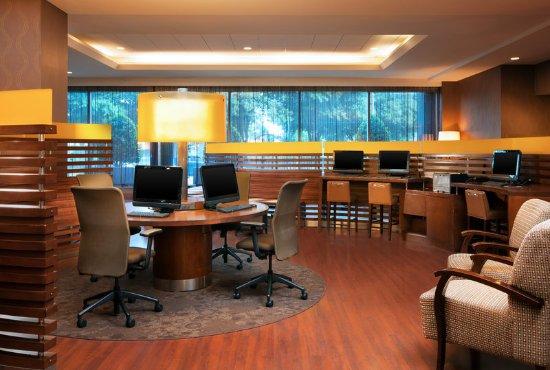 Sheraton Dallas Hotel: Lobby