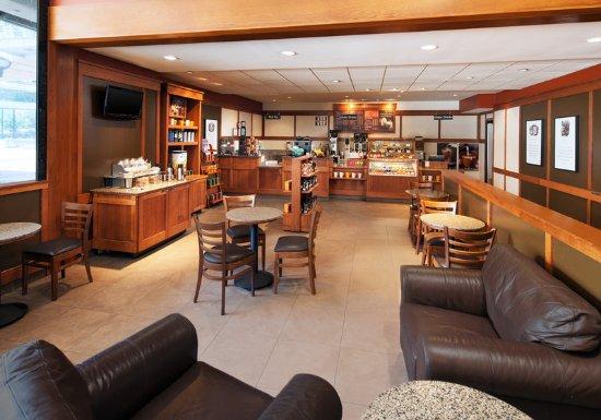 Sheraton Dallas Hotel: peets coffee