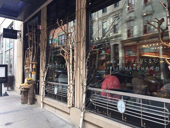 Chez Boulay-bistro boréal : Street view