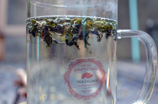 Bang Lamung, Thailandia: Jiaogulan herbal tea