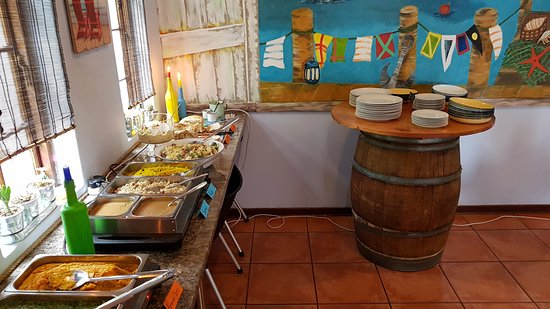 Phalaborwa, Afrika Selatan: Sunday Buffet lunch