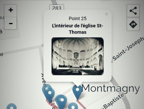 Au coeur du Vieux-Montmagny: histoire et architecture