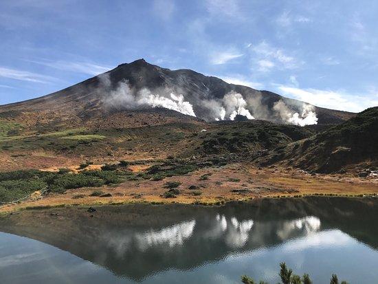 Higashikawa-cho, Japonya: 旭岳