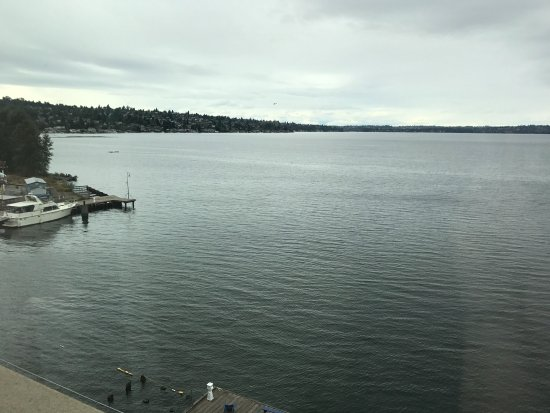 Renton, WA: View from room