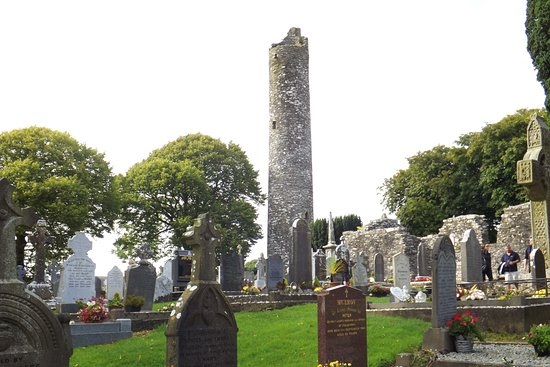Monasterboice Monastic Site Photo