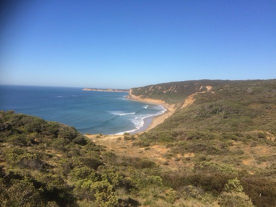 Torquay, Australia: The beach