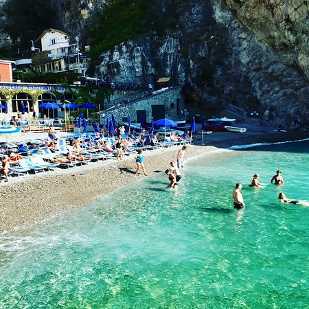 Hotel Alfonso a Mare: Delicious stay at this simple but super well spotted and cozy family hotel