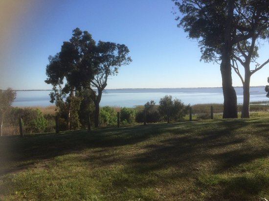 Lake Corangamite: Another View Of The lake & Foreshore