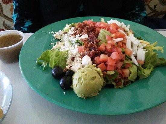 Klamath Falls, OR: Cobb Salad
