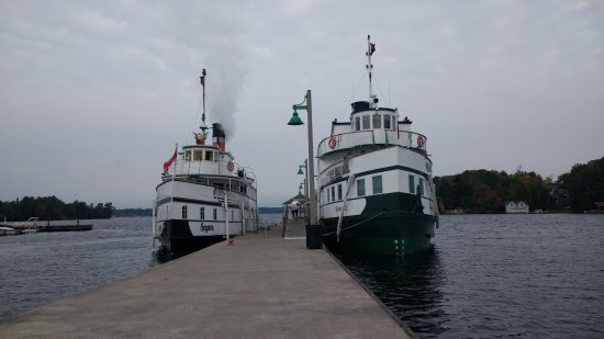 Muskoka Steamships: Beautifully restored