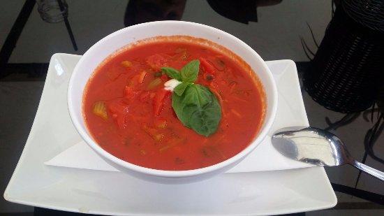 Ruda Slaska, Poland: zupa