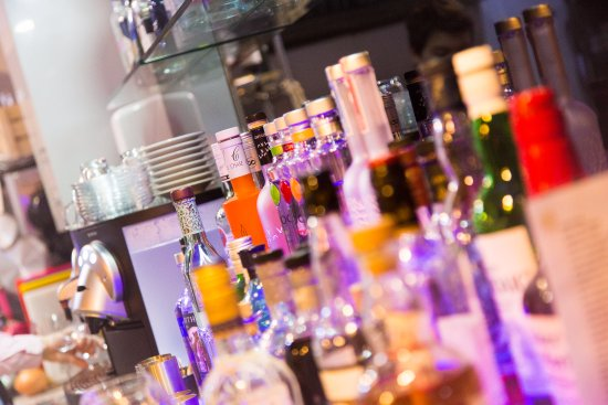 Dalton, UK: We have a wide range of spirits, beers, wines and soft drinks