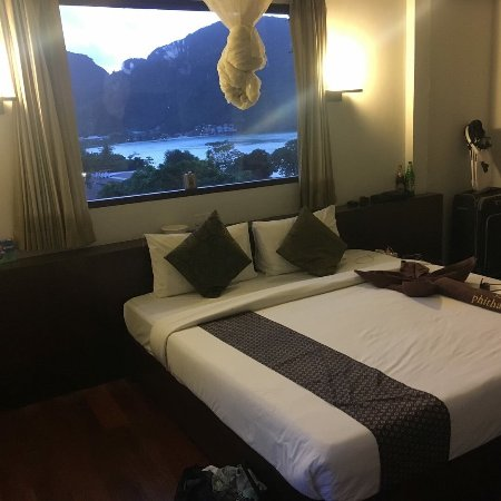 Amazing rooms and views