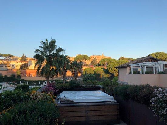 Gran melia rome updated 2017 hotel reviews price for Gran melia rome