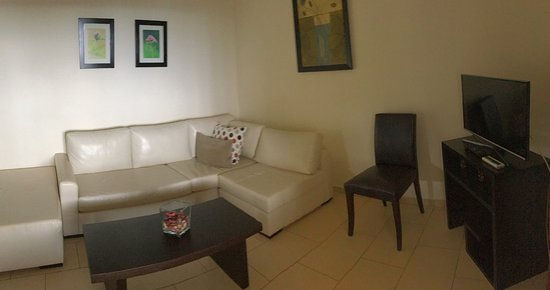 Aithra Apartments & Maisonettes: Lounge