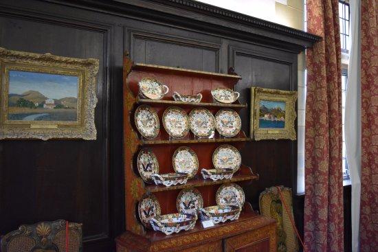 Carrick Hill: Beautiful plates