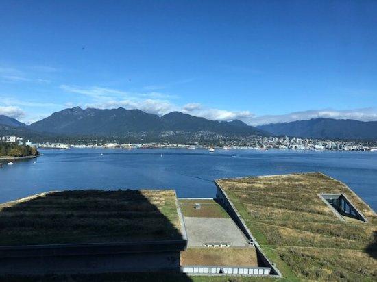 Fairmont Pacific Rim: View 1807