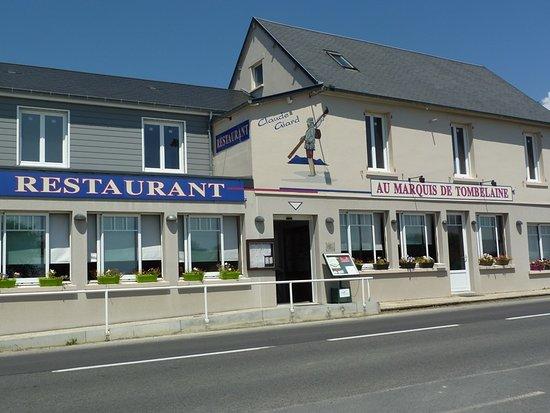 Les Champeaux, France: Vu du restaurant.