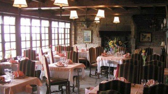 Les Champeaux, France: Salle a manger