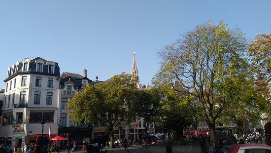 La Madeleine Grand Place Brussels: IMG_20171016_130808_large.jpg