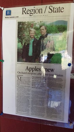East Dorset, Вермонт: Local story