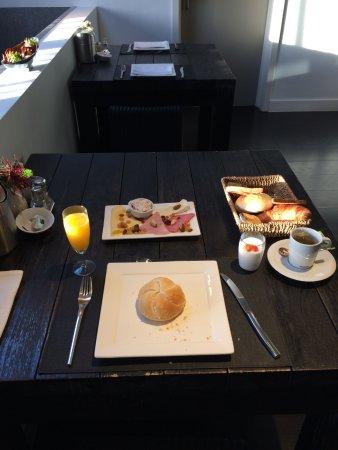 Lier, Belgia: Ontbijt