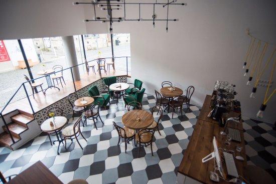 Zilina, Słowacja: Café Republika